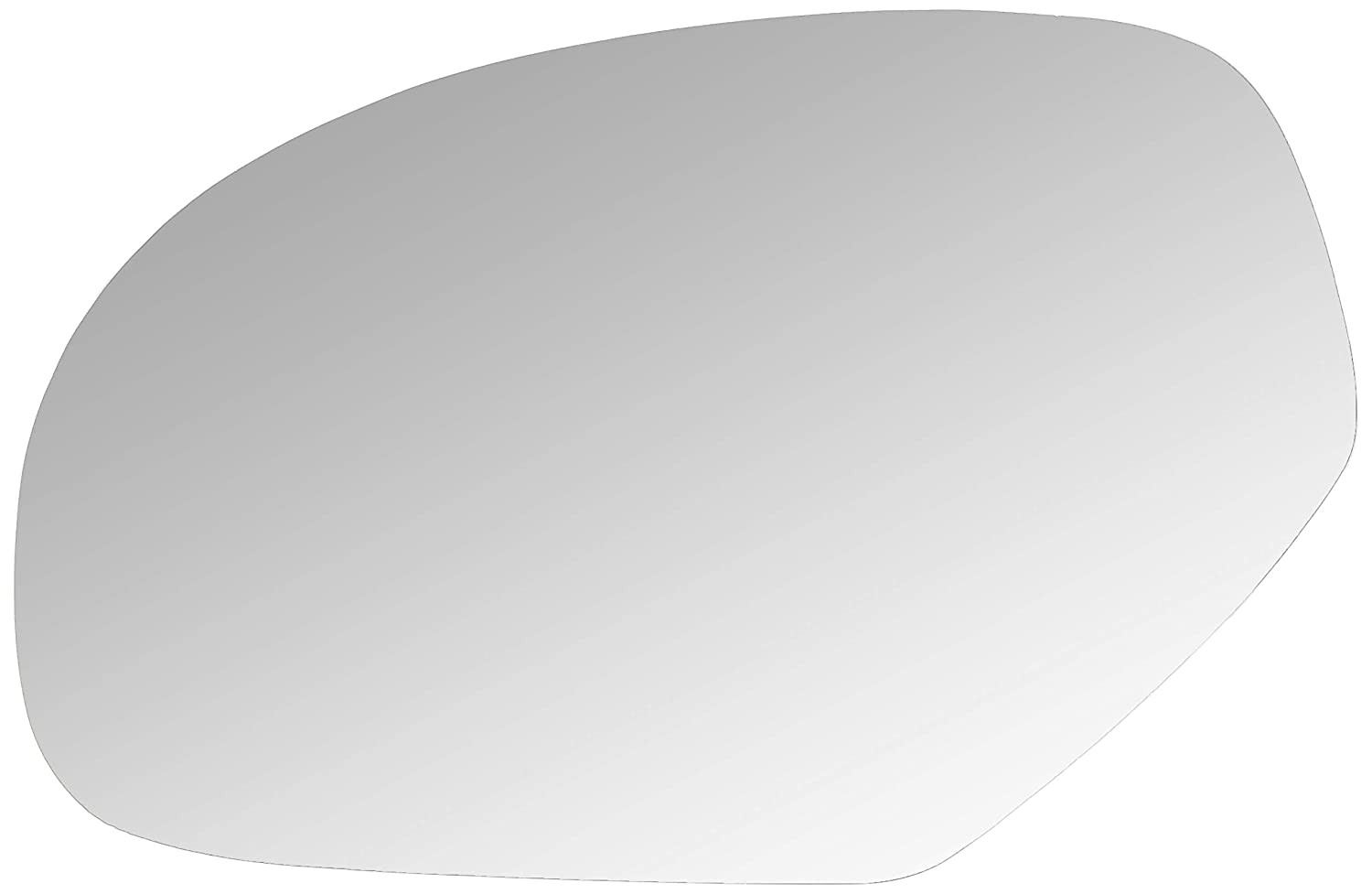 Burco 5211 Passenger Side Replacement Mirror Glass for Cadillac Escalade Silverado Tahoe Chevy Avalanche 2007 2008 2009 2010 2011 2012 2013 2014 Suburban GMC Sierra