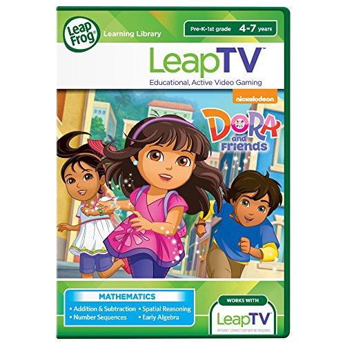 LeapFrog LeapTV Nickelodeon Friends Educational