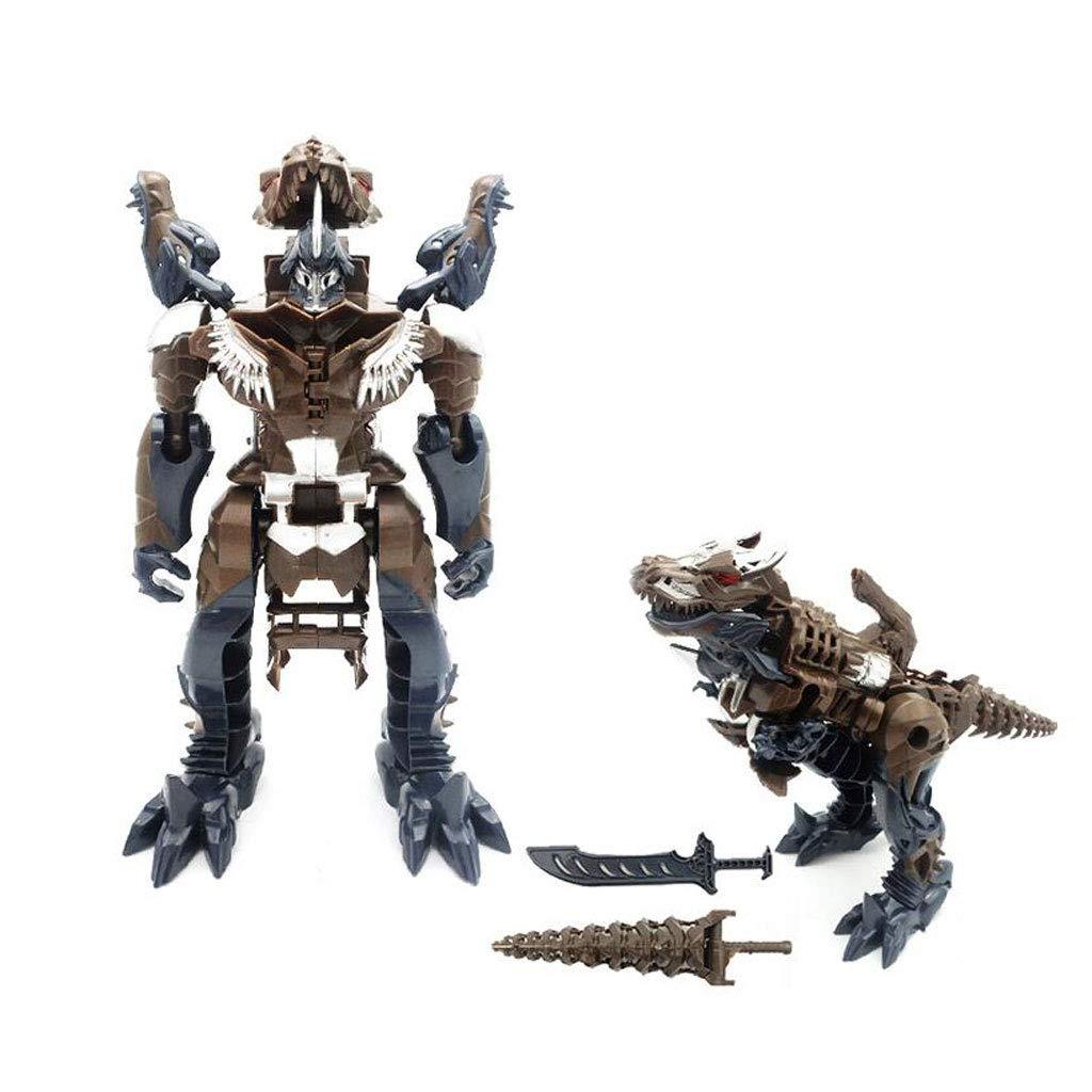 3 Hero Rescue Robot, Deformationsroboter, KinderRoboterspielzeug 3 und 3 Jahre alt  Weihnachtsgeschenke (color   Threepiece suit)