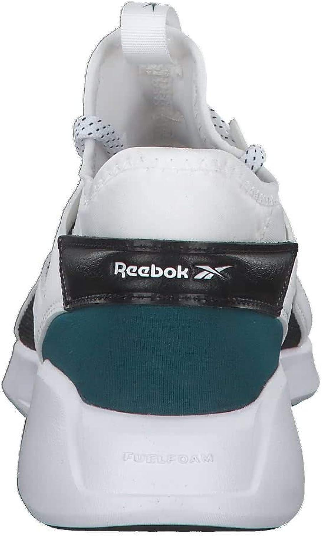 Reebok Freestyle Motion Lo, Basket Femme Multicolore Blanc Noir Hertea