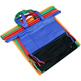 4PCS Reusable Grocery Shopping Cart Trolley Bags Eco Bags With Insulated Cold Bag