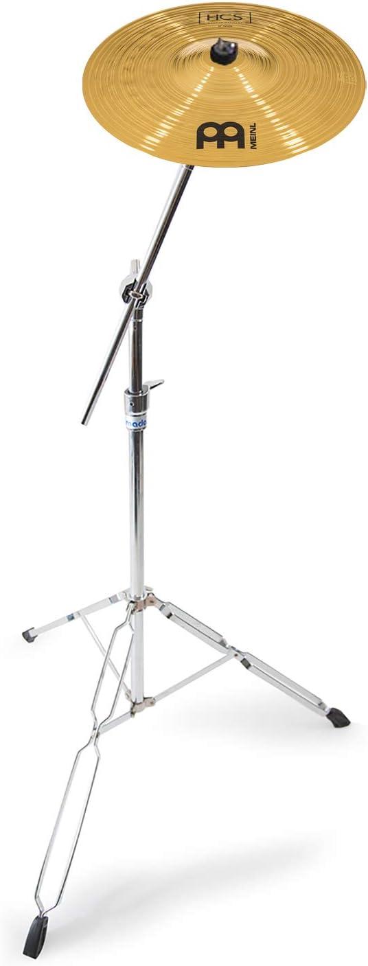 Meinl 10 HCS Splash Cymbal With Mapex Tornado Boom Stand