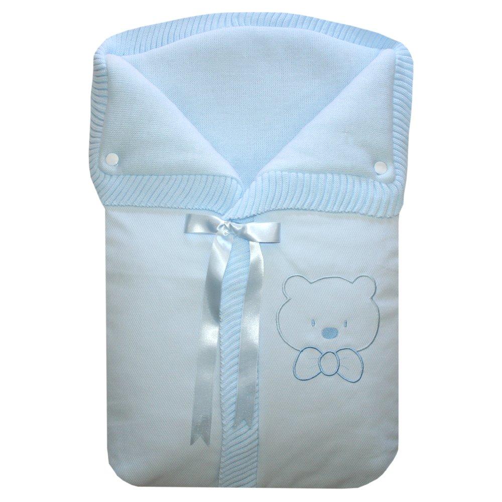 Estrellas Saco de Mano o Capazo Universal Estrellas//Osito color Azul