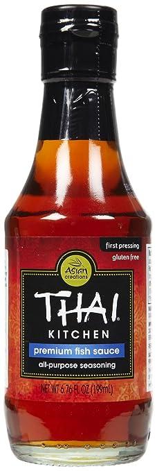 Awesome Thai Kitchen Fish Sauce   6.76 Oz Nice Ideas