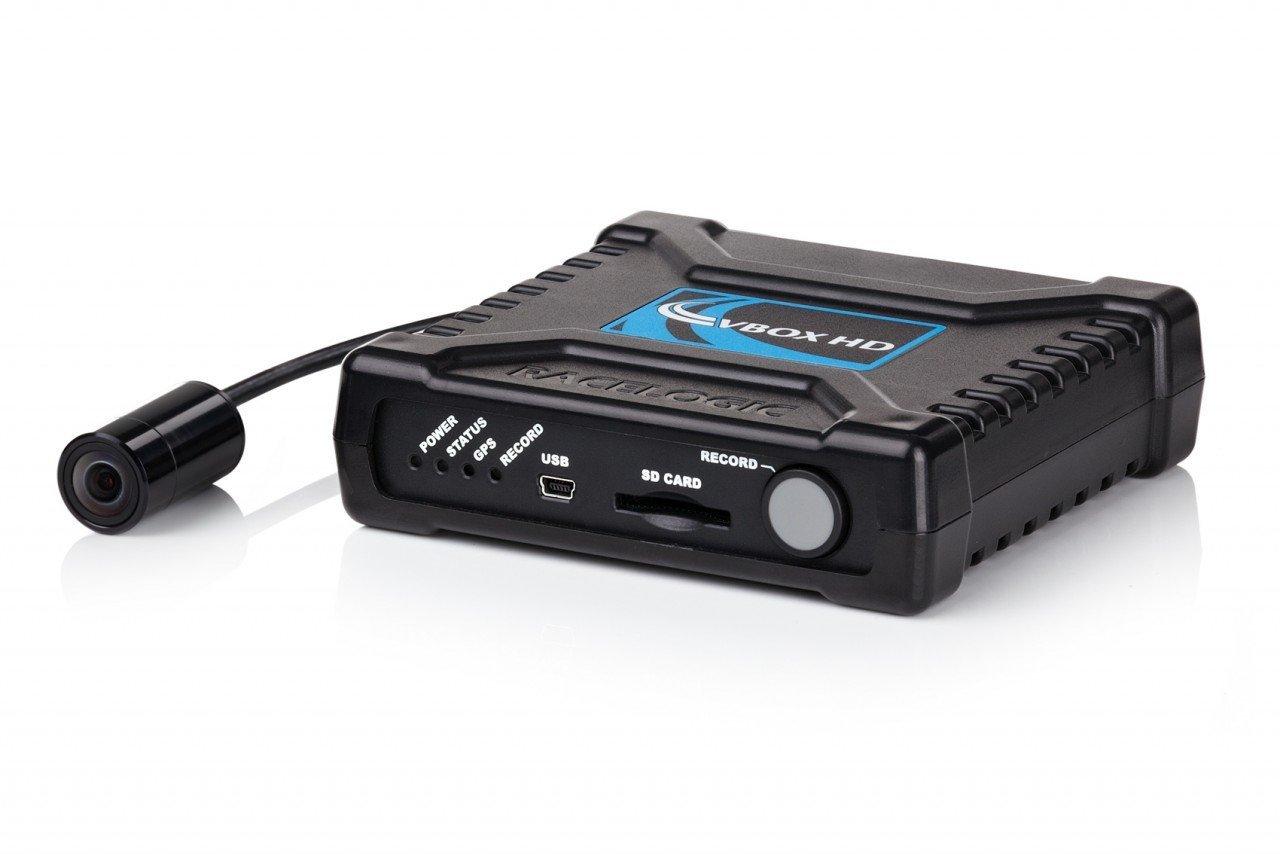 VBOX HD 10Hz Video & 10Hz GPS Data Logger with 133 Deg Motorsport Camera System