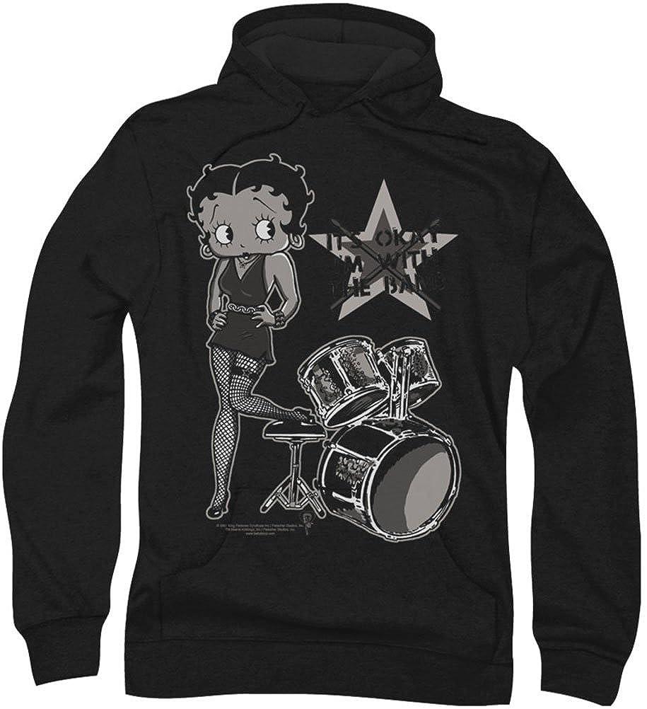 Betty Boop - Männer mit dem Band Hoodie
