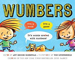 Wumbers by [Rosenthal, Amy Krouse]