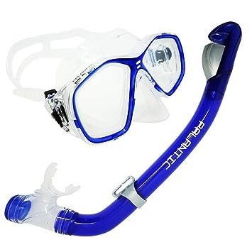 Receta Snorkel buceo máscara y tubo de buceo Combo