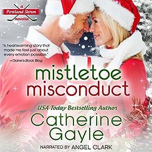 Mistletoe Misconduct Audiobook