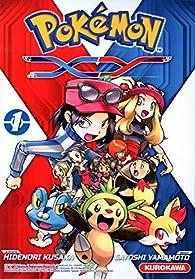 Pokémon X-Y, tome 1 par Hidenori Kusaka