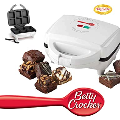 Betty Crocker Brownie Maker and Snack Factory: Amazon.com ...