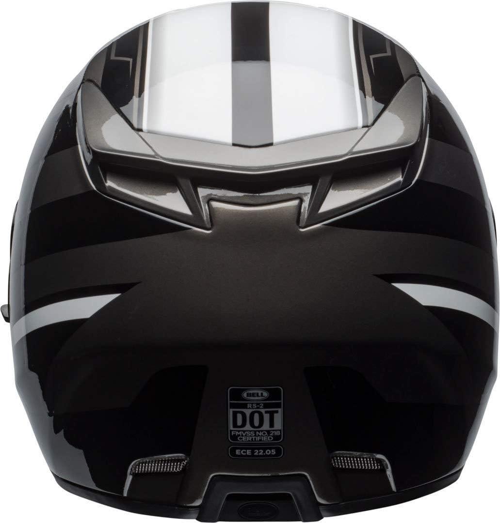 Tactica Blanco//Espalda Titanio Grande Bell Helmets RS2