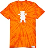 Grizzly Og Bear Tie Dye Large Orange Tie Dye