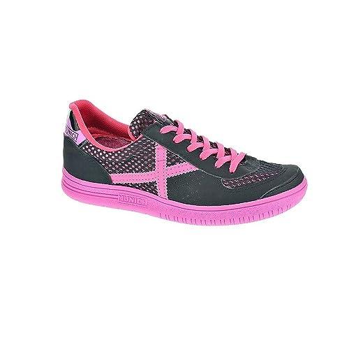 Munich Sport G-2 - Zapatillas Niña Negro 34: Amazon.es: Zapatos y complementos
