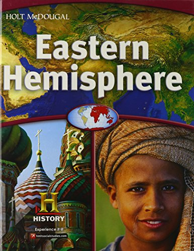 World Geography: Student Edition Eastern Hemisphere 2012