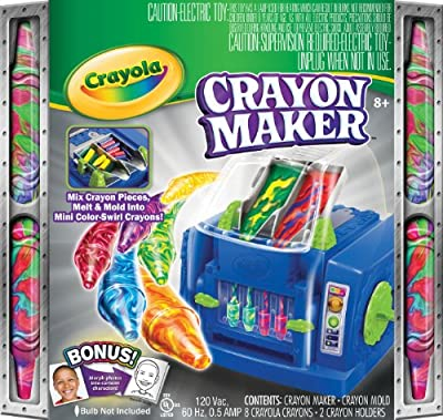 Crayola Crayon Maker with Story Studio | Computers