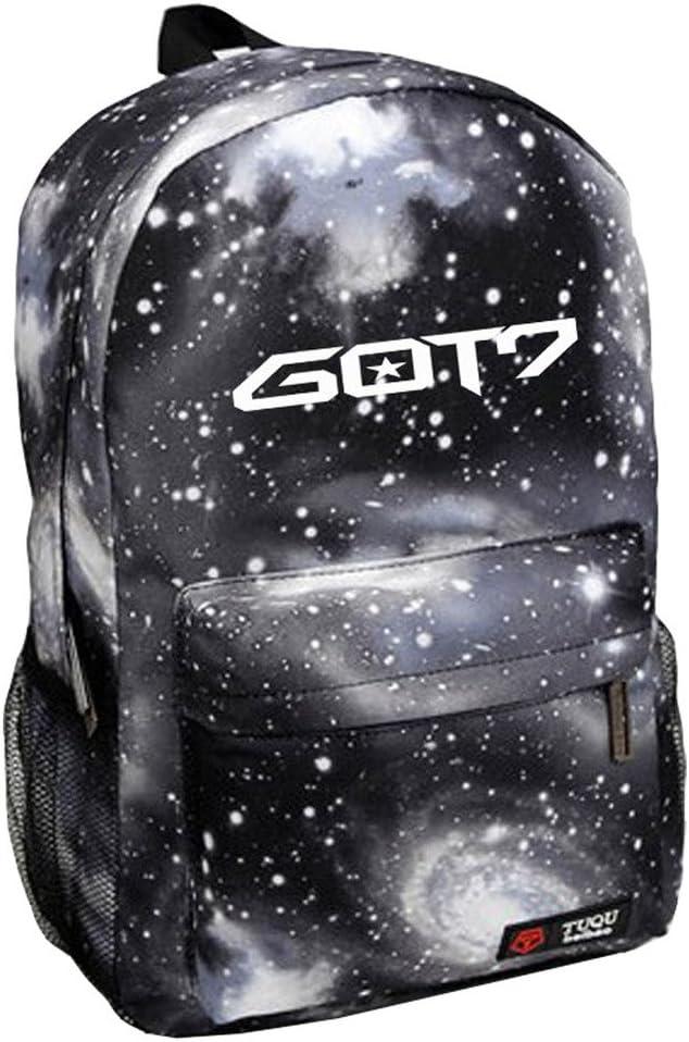 Got7 Members Mini Backpack Bag Rucksack School Kpop Got 7 JB Youngjae BamBam