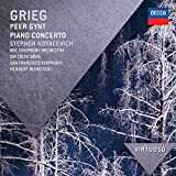 Classical Music : Grieg: Piano Concerto; Peer Gynt