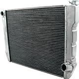Allstar Performance ALL30047 28'' Width x 19'' Tall x 3'' Diameter Aluminum Triple Pass Radiator