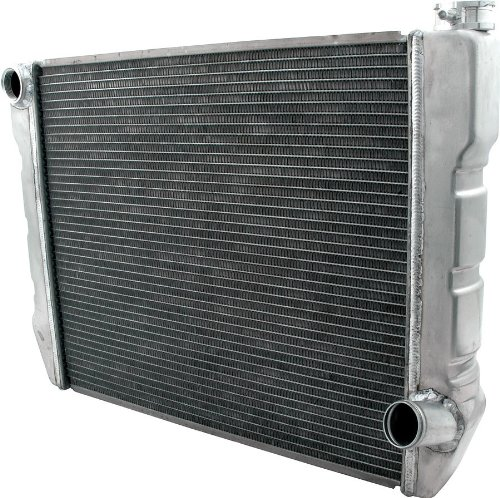 Allstar Performance ALL30047 28'' Width x 19'' Tall x 3'' Diameter Aluminum Triple Pass Radiator by Allstar (Image #1)