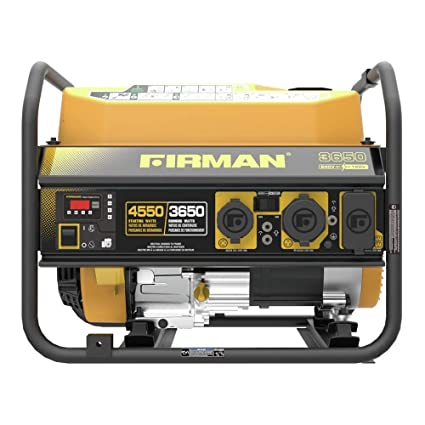 Amazon.com: Firman P03606 4550/3650 Watt 120/240V ...
