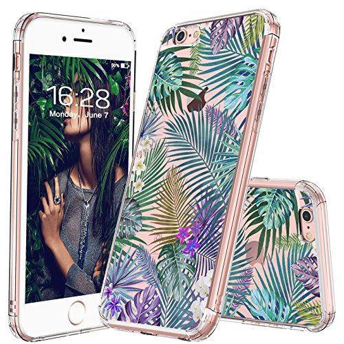 coque iphone 8 palmtree transparent