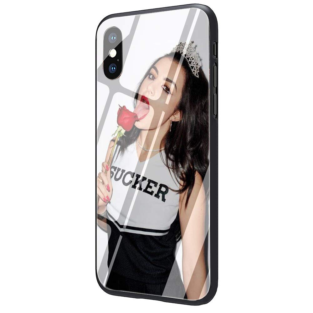 3305330505 Inspired by charlie xcx Phone Case Compatible With Iphone 7 XR 6s Plus 6 X 8 9 Cases XS Max Clear Iphones Cases High Quality TPU 1999 Boom Coloring Book Hoodies Vroom