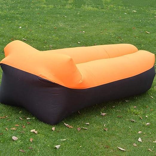 Silla de playa inflable, silla de lujo Sofá silla de aire Sofá ...