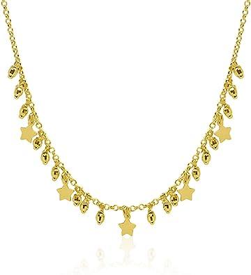 collier en or pour petite fille