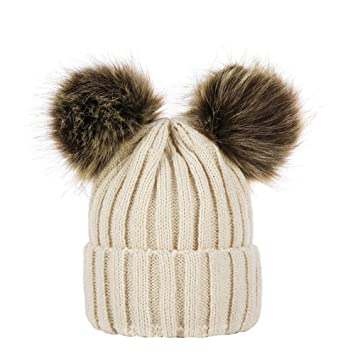 be099282658 Amazon.com   Kids Winter Warm Hat