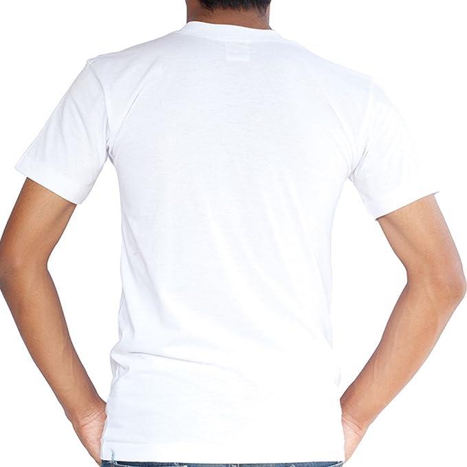 Hombres Verano Casual Tigre Abstracto Imprimir O Cuello Manga Corta Camiseta Top Blusa por Internet.: Amazon.es: Ropa y accesorios