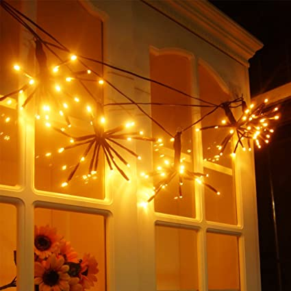 wal front led branches string lights 100 led branch shaped decorative string lights lamp diy