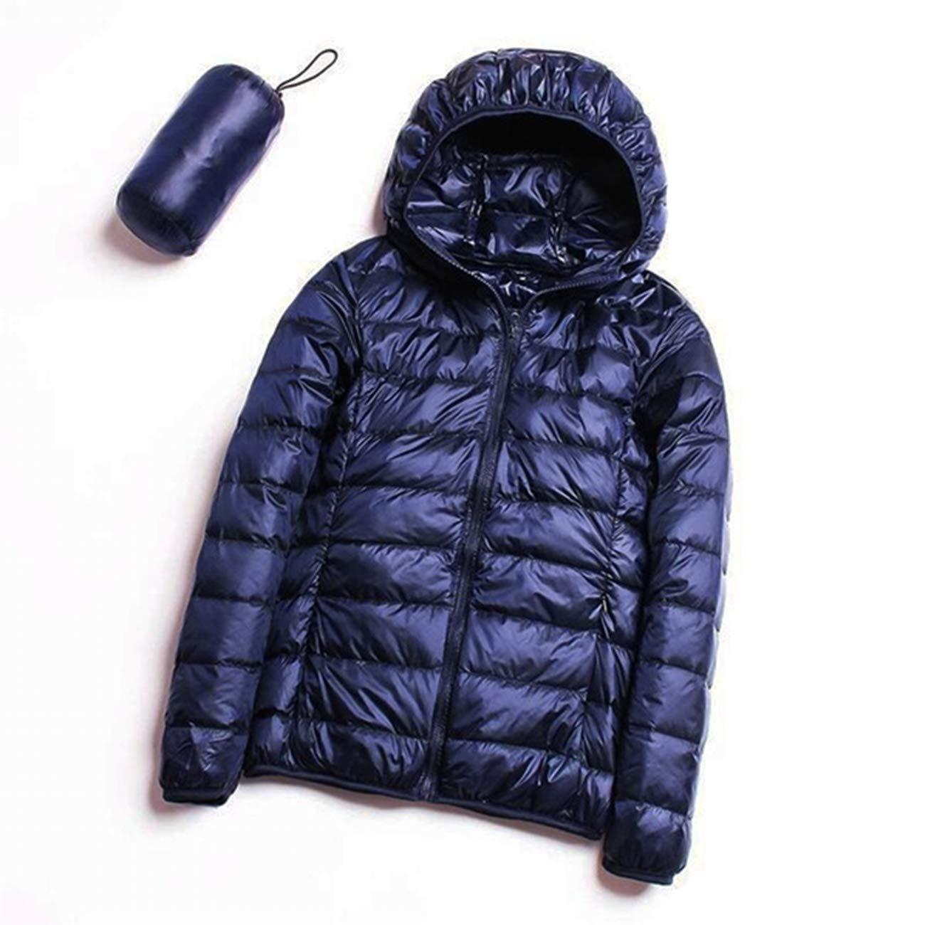 Escursionismo Arrampicata Sci Sport Casuali e Inverno AidShunn Cappotti da Donna Peso Ultra Leggero/Manica Lunga Cappotti Piumini per Viaggiare