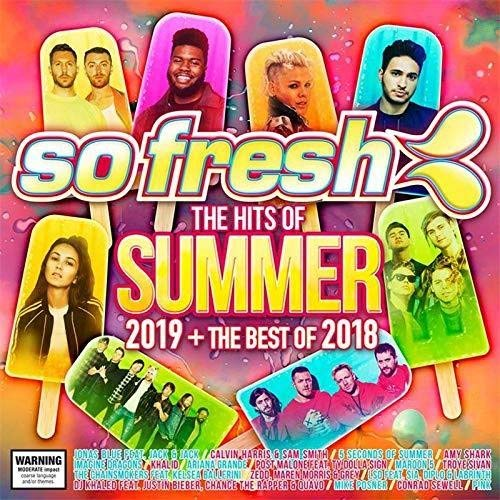 So Fresh: The Hits Of Summer 2019 & The Best Of 2018 / Various (Best Cds Of 2019)