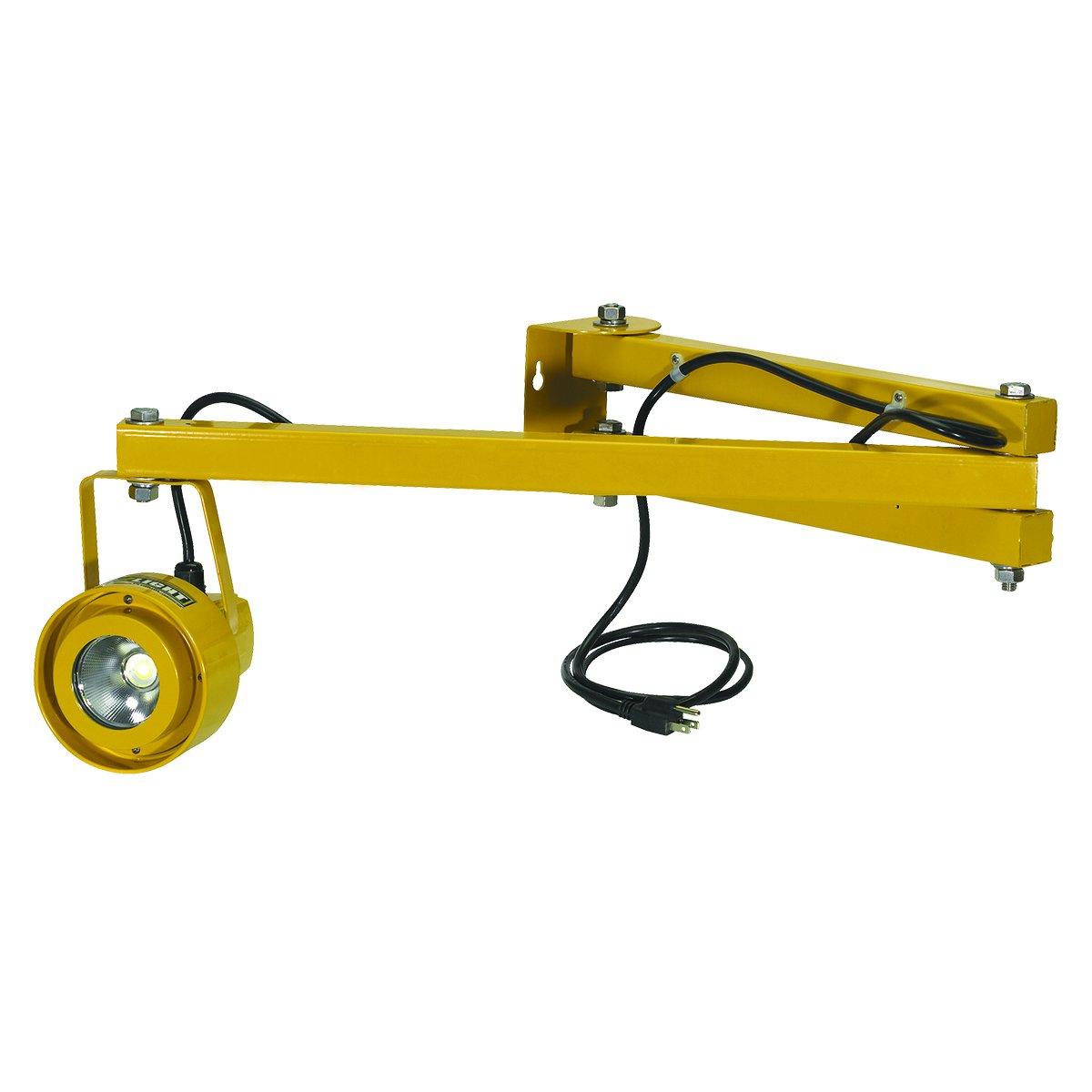 ProLight 111510 LED Dock Light 1,700 Lumens, 40', Yellow