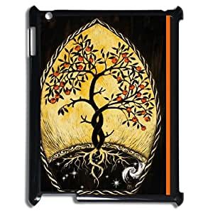 Art Paintings Tree of Life Cell phone Case Cover For Ipad 2/3/4 Case ART134156