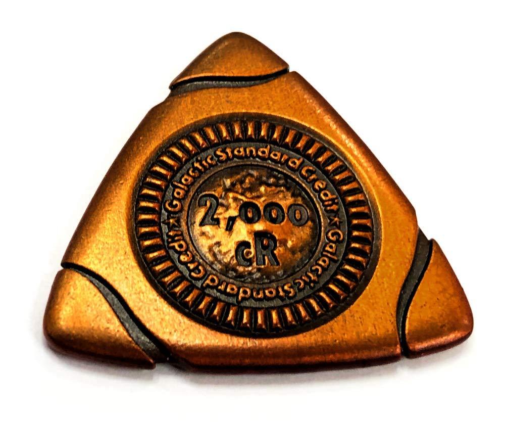 Xia: Metal 2,000cR Coins