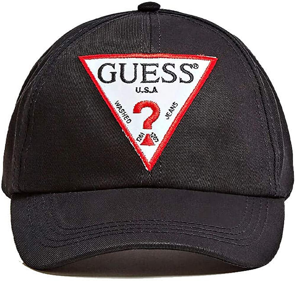 Guess O94Z05 WO04P A996 - Sombrero para Mujer, Color Negro: Amazon ...