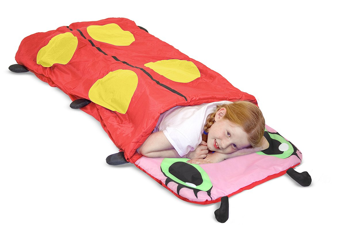 Melissa Doug Ladybird Sleeping Bag
