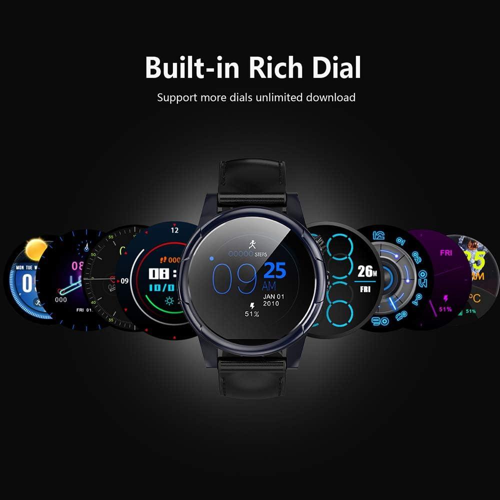 Amazon.com: GLO BUY Dual System 4G Smart Watch - HD Camera ...