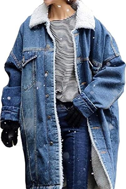 Mujer Piel Sintética Otoño Invierno Elegantes Cóctel Party Moda Abrigo Lana Sencillos Anchos Abrigos Fashion Bonita Manga Larga Termica De Noche Outerwear ...