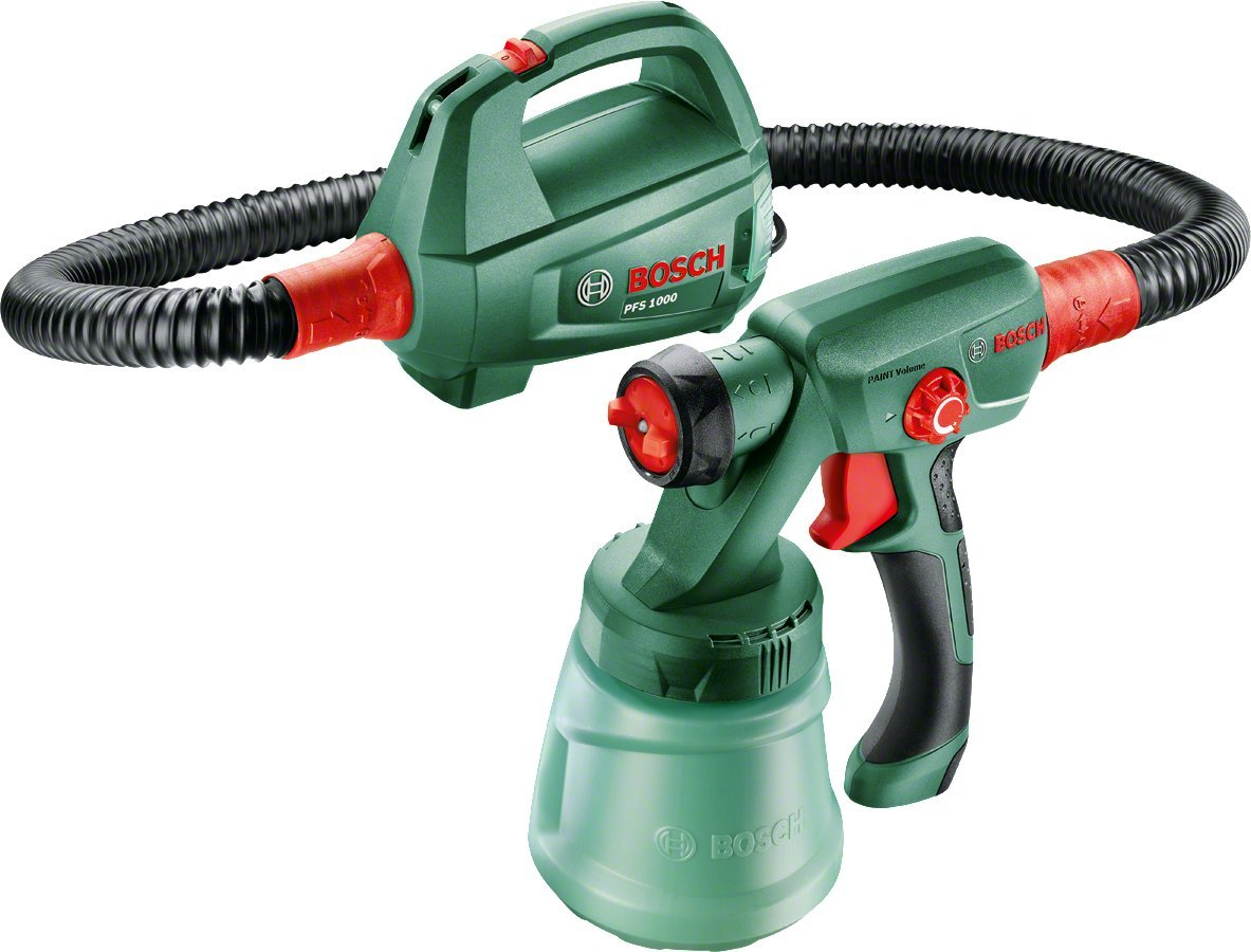 Bosch PFS 1000 Fine Spray System for External Wood 603207070