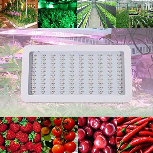 Source Lite Farm (YZL/ /300W LED plant grow lamp red blue farm gardening energy saving lamps/light/fill light/plant/plant lamp , white shell full spectrum)