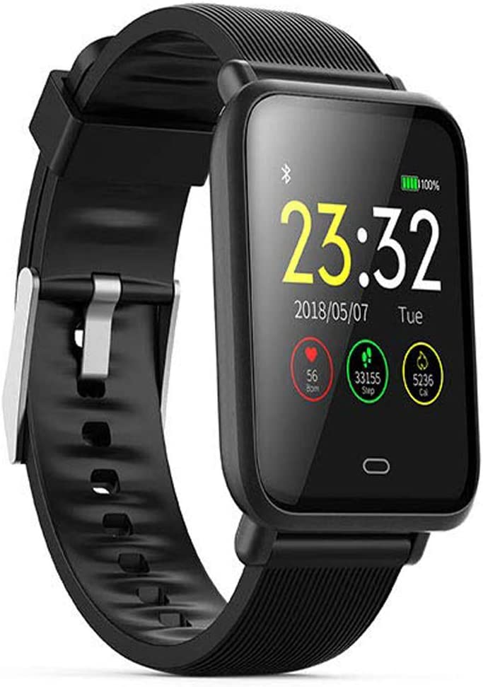 fitness tracker activity tracker waterproof bluetooth smart watch 2019 2019 ebay. Black Bedroom Furniture Sets. Home Design Ideas