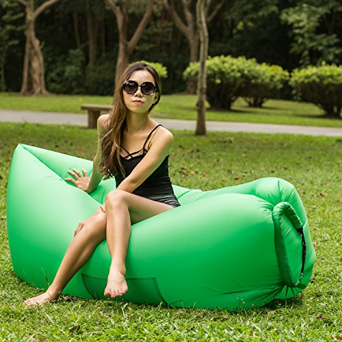 Stupendous Moran Inflatable Lounger Air Mattresses Quick Open Hangout Creativecarmelina Interior Chair Design Creativecarmelinacom