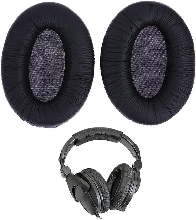 2pcs Ersatzohrpolster Kopfhörer Kissen Für Sennheiser Hd280 HD 280 Pro