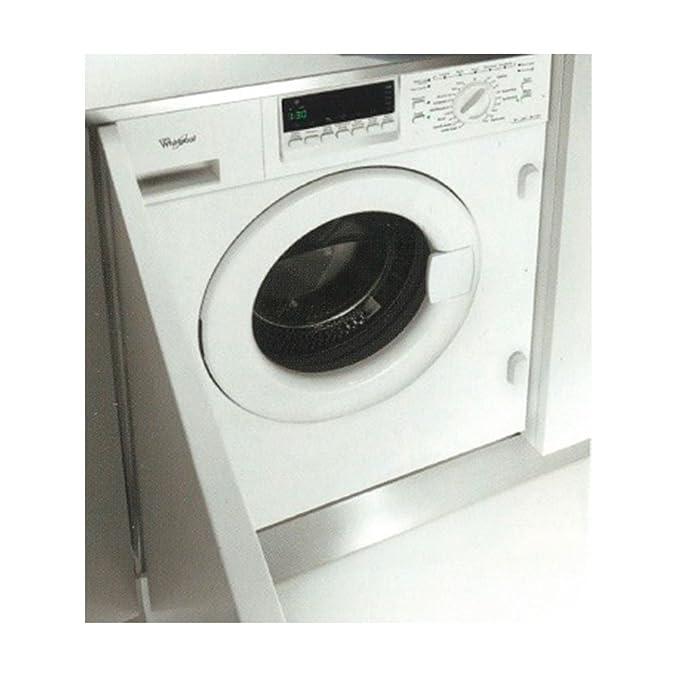 Whirlpool AWOD 053 Integrado Carga frontal 7kg 1200RPM A+++ Blanco ...