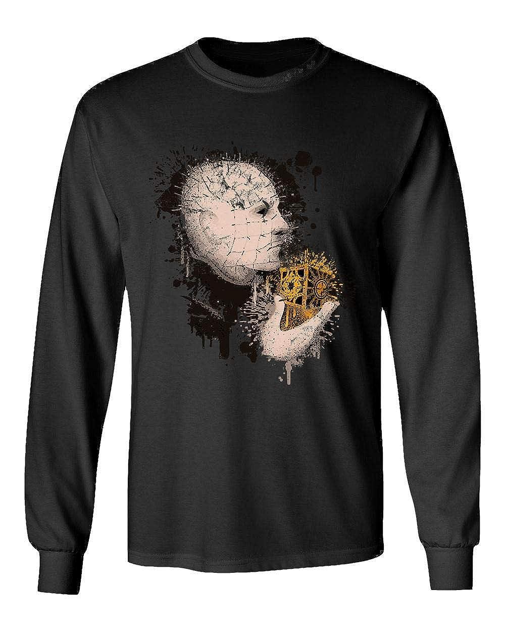 New Novelty Shirt Cenobites Halloween Horror Shirt Hellraiser S Tshirt