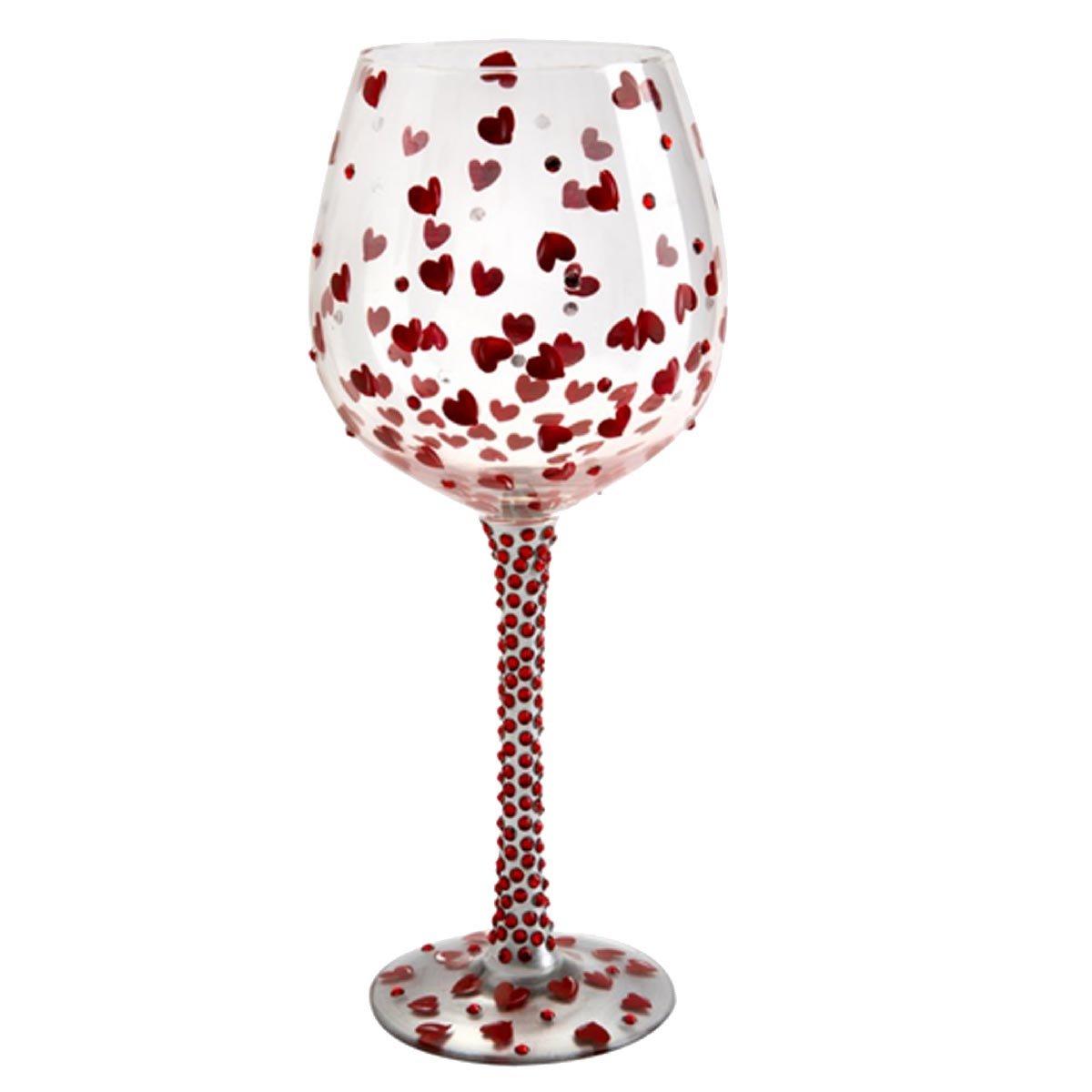 Valentines Day Wine Glasses Valentine 39 S Day Wikii
