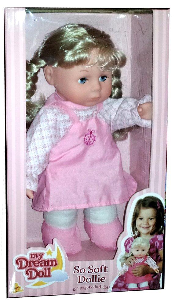 My Dream Doll So Soft Dollie by Holly Holly /& Company SG/_B00PT11LLC/_US